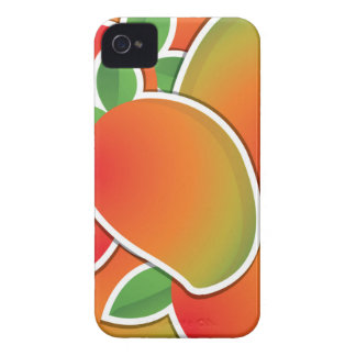 Funky mango Case-Mate iPhone 4 case