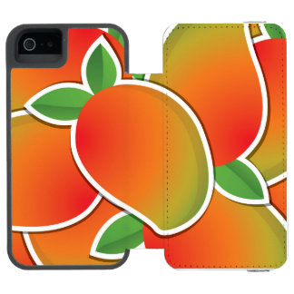 Funky mango incipio watson™ iPhone 5 wallet case