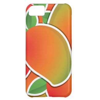 Funky mango iPhone 5C case