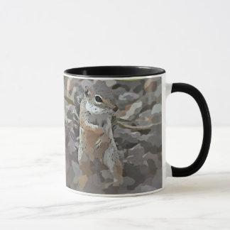 Funky Mikey Two Toned Coffee Mug