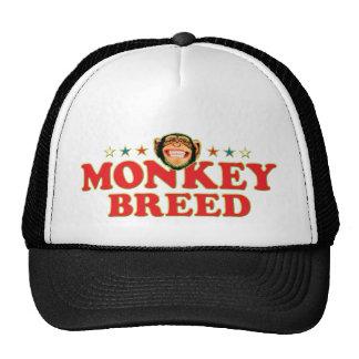 Funky Monkey Breed Mesh Hats
