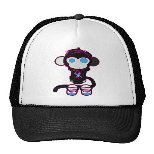 Funky Monkey by HusbandsRock Trucker Hat