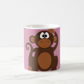 Funky Monkey Coffee Mug