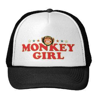 Funky Monkey Girl Cap