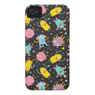 Funky monsters iPhone 4 cover