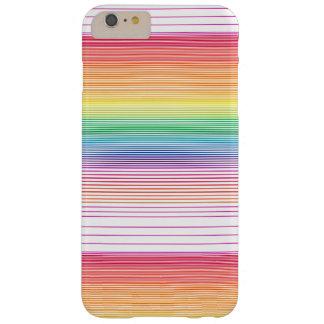 funky multicolour stripe phone case