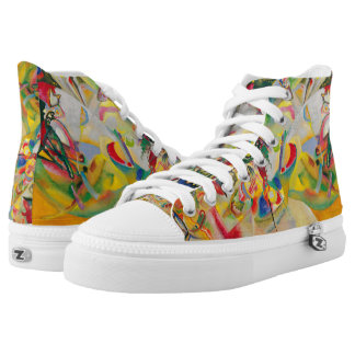 Funky Original Street SHoes Printed Shoes