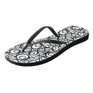 Funky Ovals flip-flops Thongs