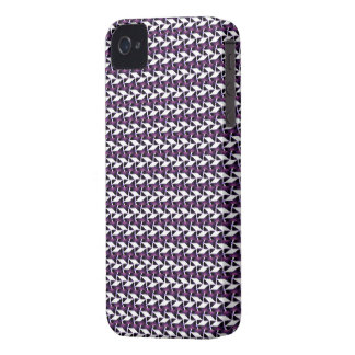 Funky Pattern Blackberry Bold Case