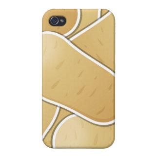 Funky potato iPhone 4 case