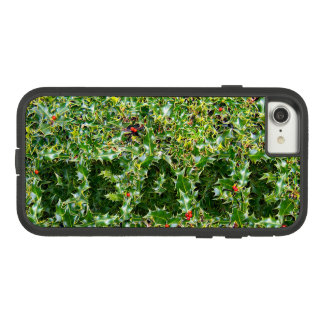 Funky Prickly Peace Holly iPhone 8/7 cover