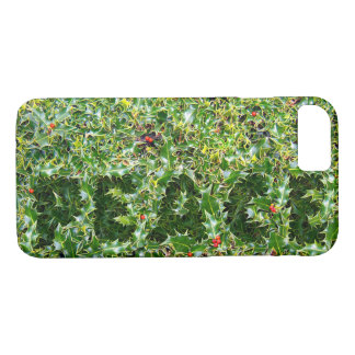 Funky Prickly Peace Holly iPhone cover