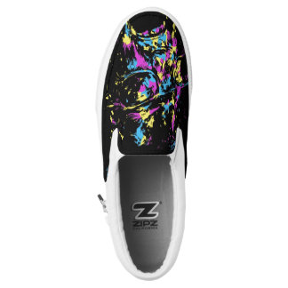 Funky Printed Shoes