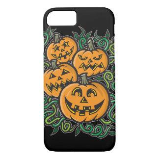 Funky Pumpkins iPhone 7 Case