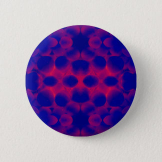 Funky Purples 6 Cm Round Badge