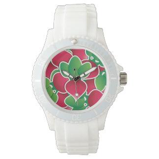 Funky radish wristwatches