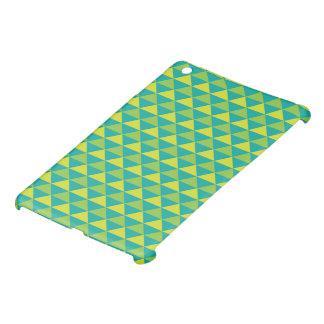 Funky Retro Design - Green iPad Mini Covers