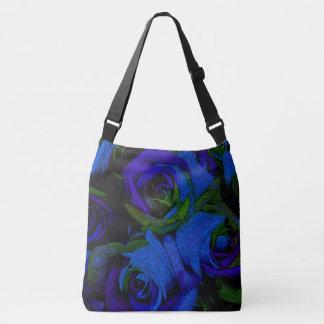 Funky Roses Cross Body Bag
