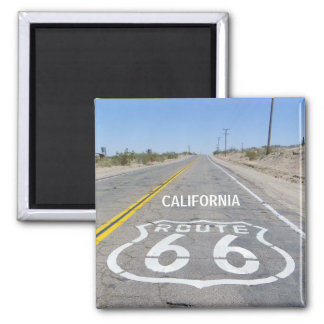 Funky Route 66 Magnet! Magnet