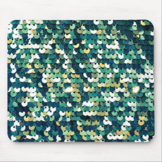 Funky Sequins Mouse Pad
