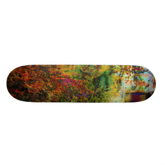 Funky Skateboard Design