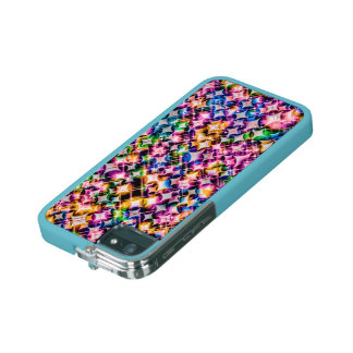 Funky Stars colorful iPhone 5 Cases