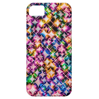 Funky Stars colorful iPhone 5 Case
