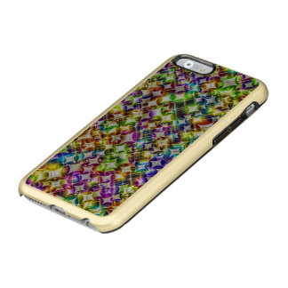 funky stars green incipio feather® shine iPhone 6 case