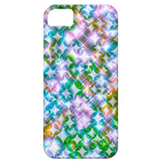 Funky Stars pink iPhone 5/5S Case