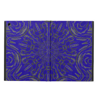 Funky Sun Pattern Cover For iPad Air