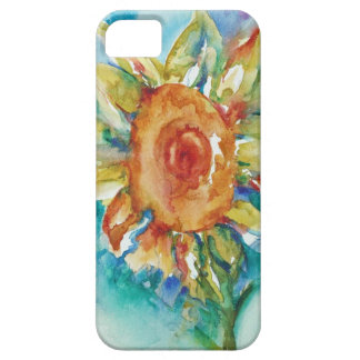 Funky Sunflower Case For The iPhone 5