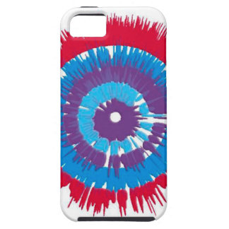 funky tie dye iPhone 5 covers