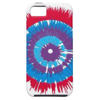 funky tie dye iPhone 5 covers