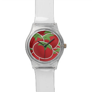 Funky tomato watch