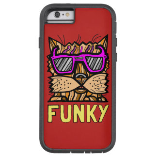 """Funky"" Tough Xtreme Phone Case"