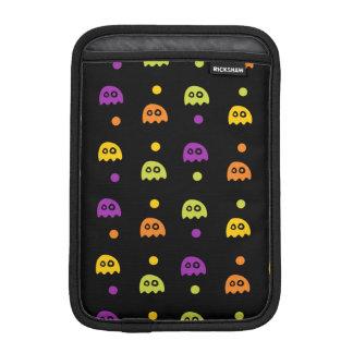 Funky Trendy Retro Abstract Halloween Pattern iPad Mini Sleeve