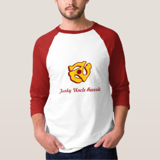 Funky Uncle Baseball shirt