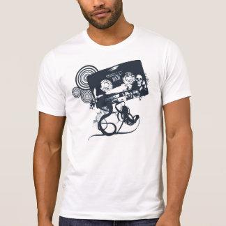 Funky vector cassette T-Shirt