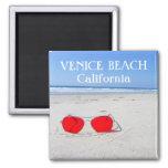 Funky Venice Beach Magnet!