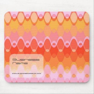 Funky Waves 03 Custom Gift Designer Mousepad