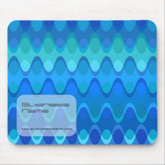 Funky Waves 04 Custom Gift Designer Mousepad