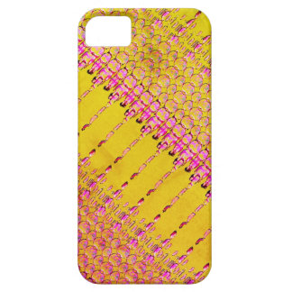 Funky Yellow And Pink Phone Case For Teen