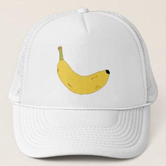 FUNKY YELLOW BANANA Trucker Hat