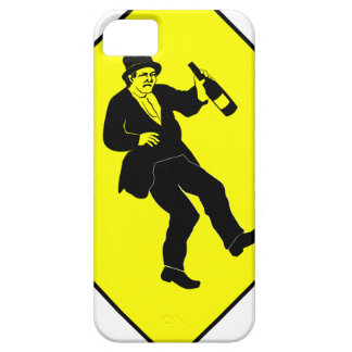 Funn Drunk Man Sign iPhone 5 Cases