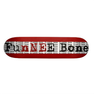 FunNEEBone Board Skate Decks