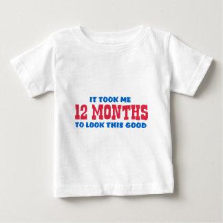 Funny 1st Birthday Baby T-Shirt