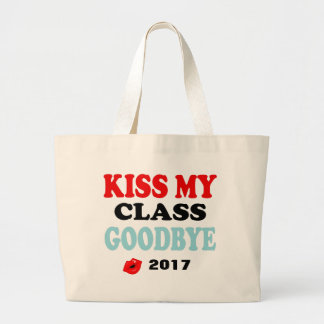 Funny 2017 Graduation Tote Bag