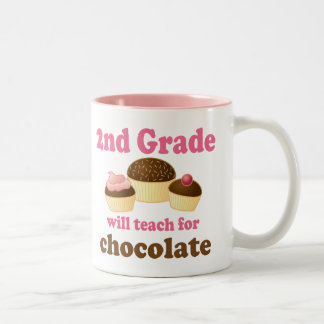 Funny 2nd Grade Teacher Mug