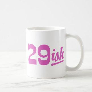 Funny 30th Birthday Basic White Mug