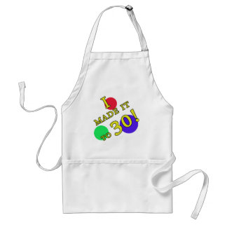 Funny 30th Birthday Gag Gifts Aprons